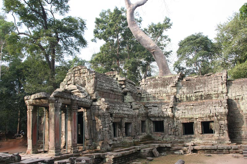 Khmer Empire Houses When Khmer Empire Fell