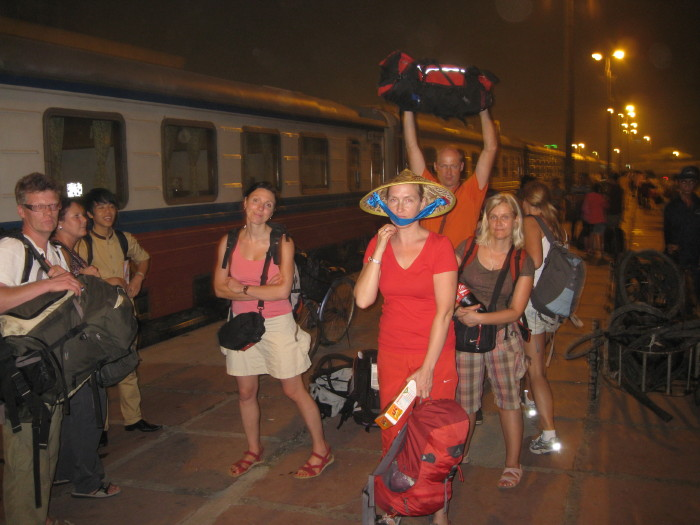 Train to Climbing Fansipan – highest peak of Indochina