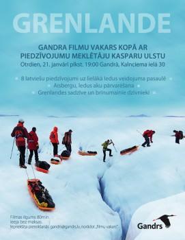 Grenlande-Gandrs