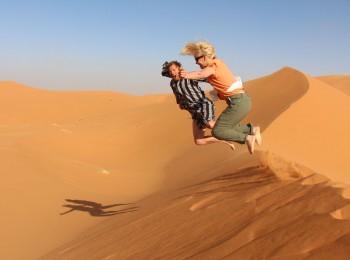 Sahāras tuksnesī, Marokā