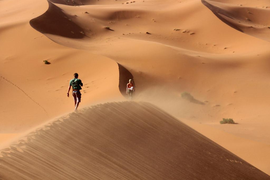 Marokas avantūra