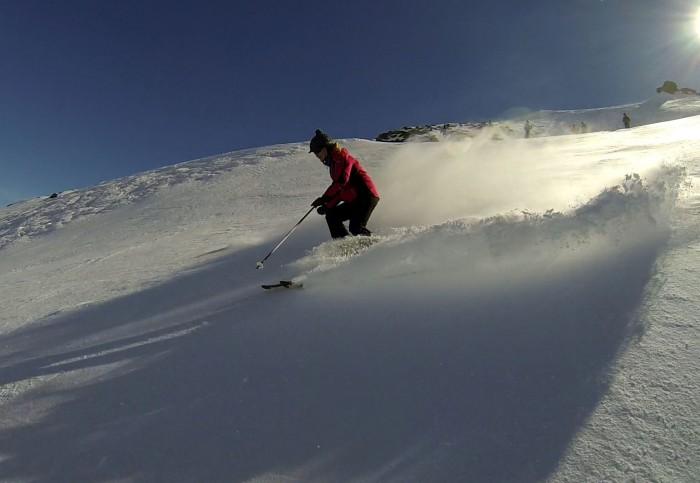 Skiing Solden und Obergurgl