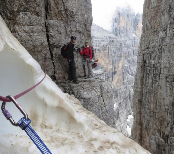 Bocchette Centrali, Dolomītu Alpi