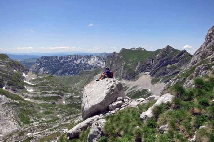Durmitor kalnos Melnkalnē