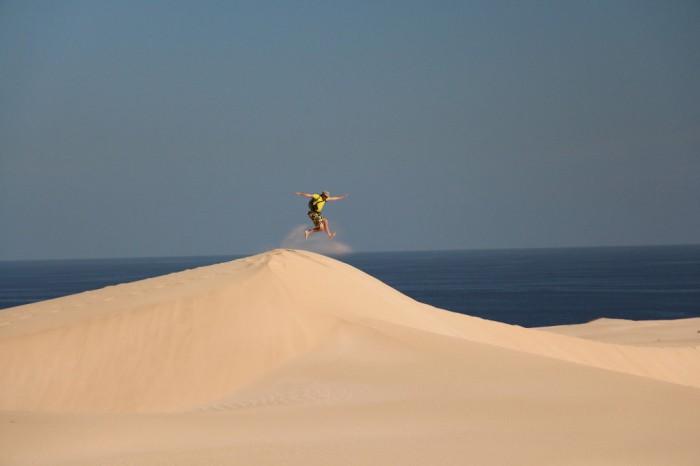 Fuerteventuras tuksnesī, Kanāriju salās
